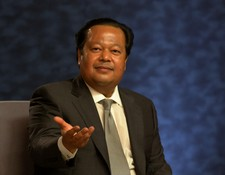 Picture of Prem Rawat - also known as Maharaji...