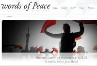 Prem Rawat - Words Of Peace Global - click here